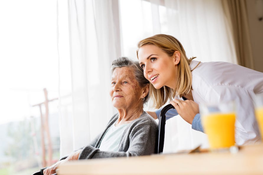 24 Hours Home Care Services in New Jersey