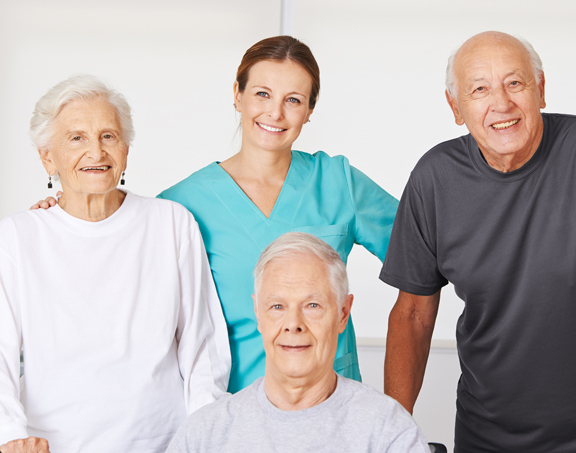 senior care nj